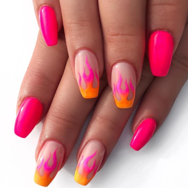 Neon Color Gel Polish